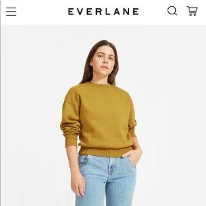 EVERLANE | Renew Sweatshirt in Black